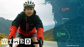 How This Woman Rides 20,000 Miles a Year on Her Bike | WIRED