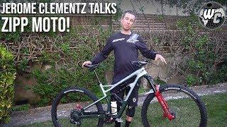Zipp 3Zero Moto Wheels (Explained) w/EWS Champ Jerome Clementz