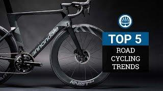 Top 5 - Road Cycling Trends 2019