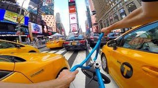 GoPro BMX Bike Riding in NYC 7