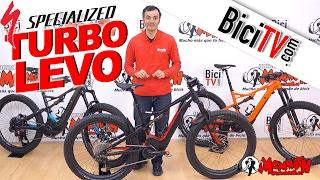 Specialized Turbo Levo en Mammoth