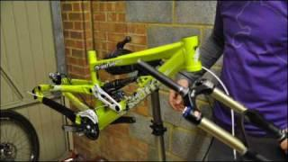 SCOTT Voltage FR - Making It Real - Building The Ultimate Freeride Bike