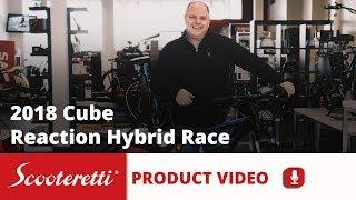 Cube Reaction Race Review (2018) - Bosch CX Electric Bike