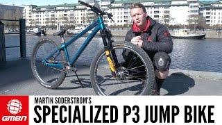Martin Soderstrom's Specialized P3 Dirt Jump Bike | GMBN Pro Bikes