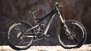 MBR Bike Test: Cannondale Claymore 2 vs Scott Genius LT 20