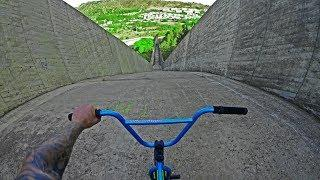 REACHING MAXIMUM SPEED ON A BMX BIKE!