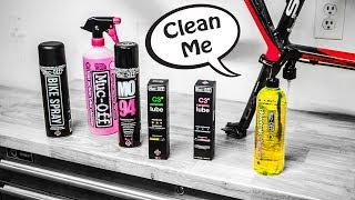 Muc-Off - 6 Bike Cleaning Essentials - Unboxing