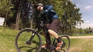 Cube Reaction Hybrid E-Mountainbike Test