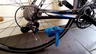 Cycling tips : Chain cleaning tool. Is it worth it ?