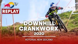 REPLAY Downhill | Crankworx Rotorua 2020