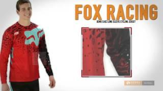 Fox Racing Demo Cauz Mountain Cycling Jersey - Long Sleeve (For Men)