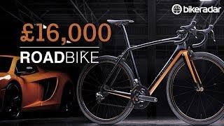 Specialized McLaren S-Works Tarmac - The £16,000 Road Bike