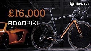 Specialized McLaren S-Works Tarmac - The £16,000 Road Bike