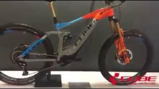 Cube e-bike 2018