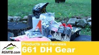 SixSixOne Downhill Mountain Biking Gear