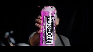How to Clean Your Bike: Muc-Off Nano Tech Bike Cleaner and Brush Kit