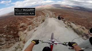 GoPro  Backflip Over 72ft Canyon   Kelly McGarry Red Bull Rampage 2020 new video official like this