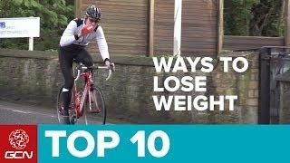 GCN's Top Ten Ways To Lose Weight Through Cycling
