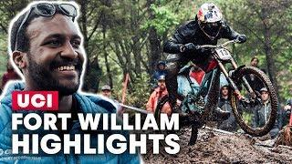 The Highlights From The Highlands | UCI Downhill MTB World Cup Fort William 2019