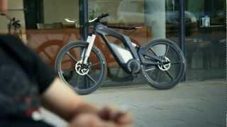 Audi e-bike Official - A bicycle that runs at 80 kmph HD