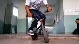The Mini Bike Bmx