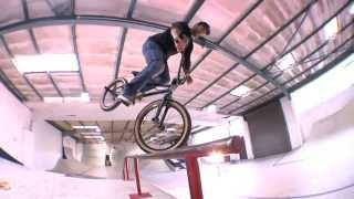 United BMX - Mike 'Rooftop' Escamilla at the 4Down park