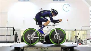 Cutting edge aero clothing for Movistar Team from Endura