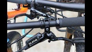 SRAM vs Shimano Mountain Bike Components