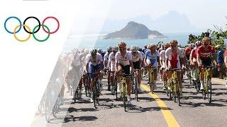 Rio Replay: Men's Cycling Road Race Final