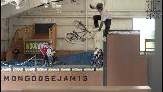 BMX - MONGOOSE JAM 2018 - TEAM PERAZA