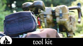 cycling tool kit for bicycle touring & bikepacking - tutb ✔