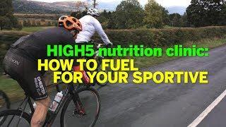 HIGH5 How To Fuel For Your Sportive | Cycling Weekly