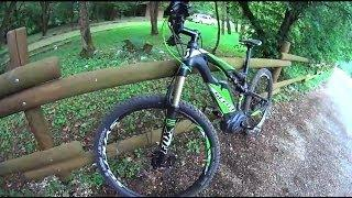 Test MTB elettrica SCOTT E-BIKE 710