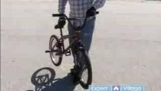 BMX Bike Tricks & Jumps : How to Do a 180 on a BMX Bike: BMX Tricks