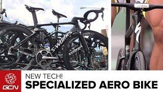 NEW Specialized Aero Bike – 5 Things You Need To Know