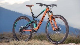 Introducing the ALL NEW SCOTT Genius. Any Trail. Any Time.