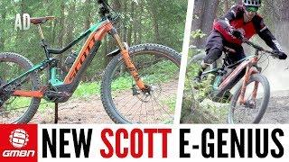 The New Scott E Genius | GMBN's First Ride