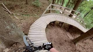 North Shore Bikepark Winterberg 2020 RAW