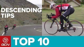 Top 10 Descending Tips - Cycling Technique