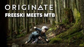 Meet the Women Pushing Freeride MTB Boundaries  | Originate With Michelle Parker