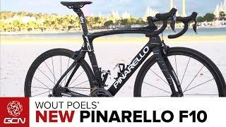 BRAND NEW Pinarello Dogma F10 - Team Sky's Bike For 2017