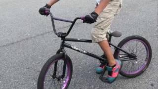 How to do a Wheelie Bmx