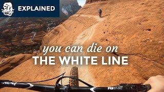 The White Line trail is Sketchy and Deadly