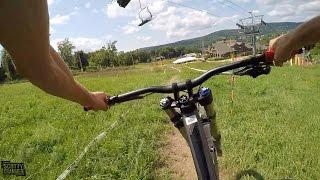 EPIC DOWNHILL MOUNTAIN BIKE DAY!