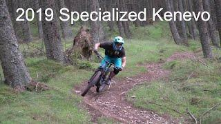2019 Specialized Kenevo - First Ride - MTB - UK