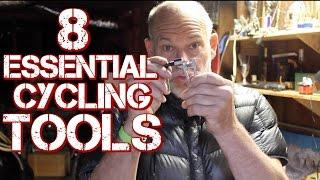 8 Essential Cycling Tools