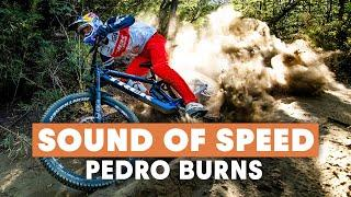Pedro Burns Hammering Through The Streets of Chile | Sound Of Speed