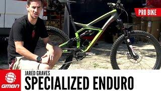 Jared Graves' Specialized Enduro | Pro Bike