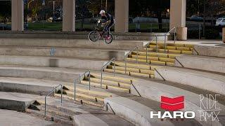 Tyler Fernengel's Insane 2016 Haro BMX Section!