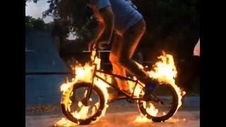 BMX Best Tricks Compilation 2016
